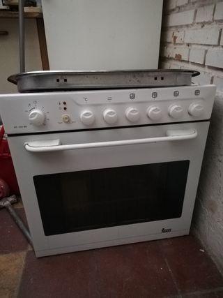 Horno y cocina Teka HT 510 ME