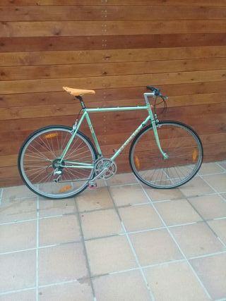 bicicleta para ciudad tipo fixie