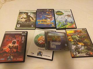 juegos pc cd-rom