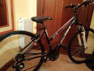 Bicicleta BH Over X chica