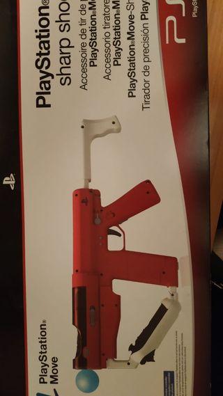Rifle para ps3