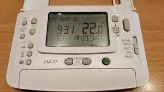 Termostato calefaccion Honeywell CM907
