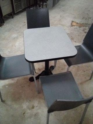 3 mesas 16 sillas