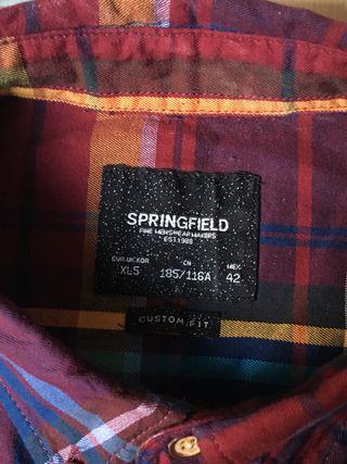 Camisa Springfield