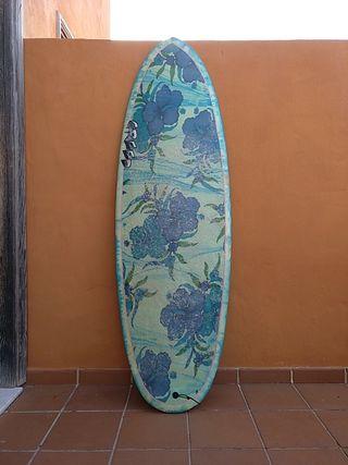 Tabla de surf 5'7