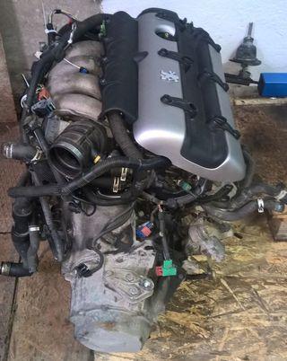 Despiece motor 206 Rc