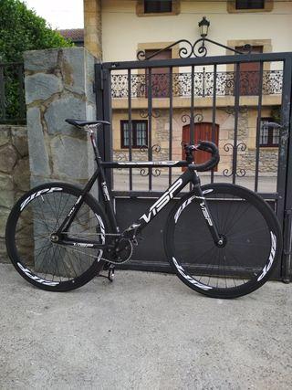 Bicicleta piñon fijo