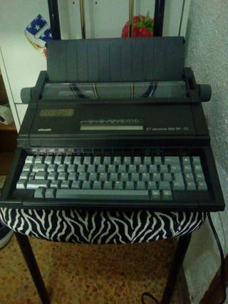 máquina de escribir olivetti ET personal SP
