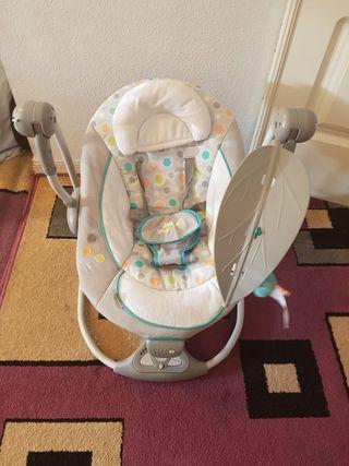 hamaca de bebe automatica