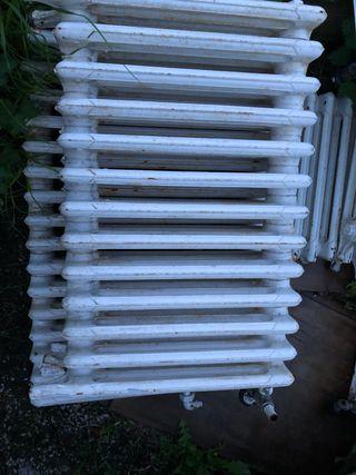 Hierro fundido radiadores ROCA