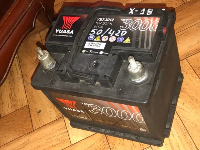 Batería Nueva