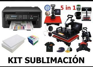 Pack Sublimacion