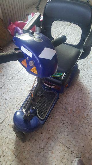 scooter electrico movilidad reducida
