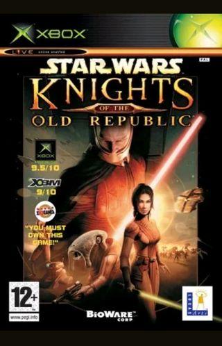 Xbox primera Star Wars Knights Of The Last Republi