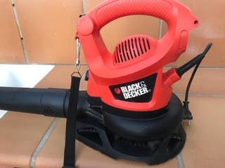 Sopladora aspiradora black and decker