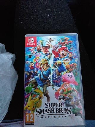 Súper Smash Bros Ultimate