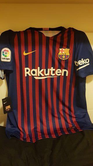 25067e8988062 Camiseta del Barça. 50 €. Camiseta del Barça. Camiseta del Futbol Club  Barcelona Primera equipacion ...