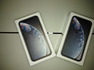 iphone xr color black precintado 64G