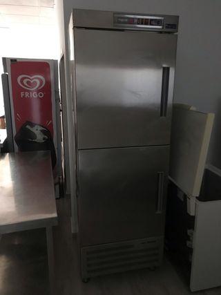 Nevera frigorifico industrial inox