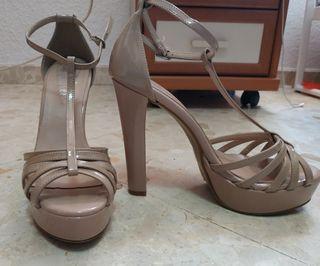 zapatos de tacon daniela vega
