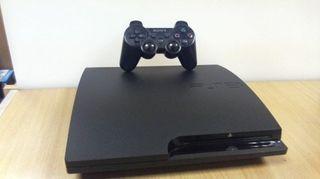 PS3 Slim + mando