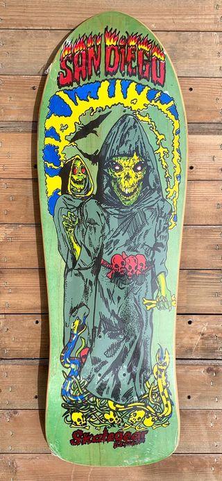 tabla skate old school años 80