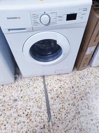 oferta lavadora dawvoo 6kg 1000prm 120€ garantía