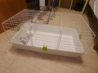 Jaula conejo o hamster