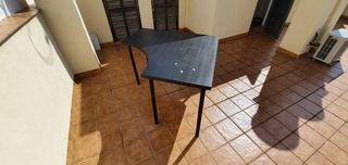 mesa de esquina ordenador