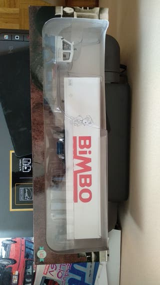 Pegaso trailer BIMBO