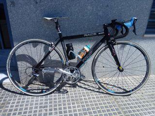 bicicleta de carretera progress