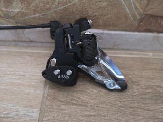 Desviador shimano 11X2 M7020