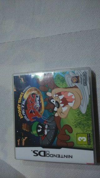 Juego Nintendo DS Looney tunes
