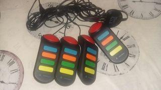 mandos originales buzz para ps2