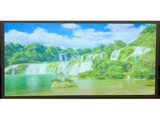 LED panel 1200x600 scenery Ceiling suspended