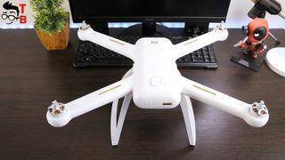 Mi Drone 4K Impoluto.