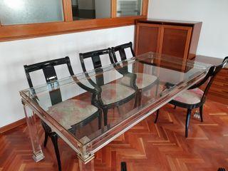 Sillas de comedor clásicas de segunda mano en Madrid en WALLAPOP
