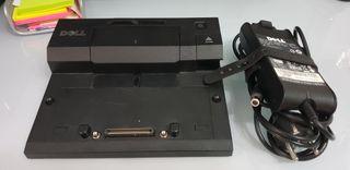 base portatil DELL + cargador