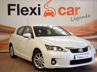 Lexus CT 200h 200h Hybrid Drive Move On White Edition