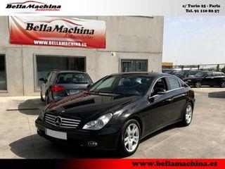 Mercedes Clase CLS 320CDI Aut.