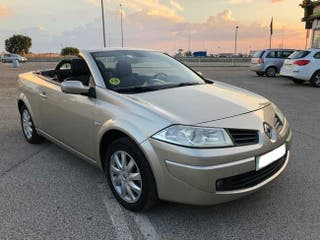 renault megane coupe descapotable