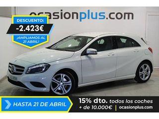 Mercedes-Benz Clase A A 200 CDI BlueEFFICIENCY Urban 100kW (136CV)