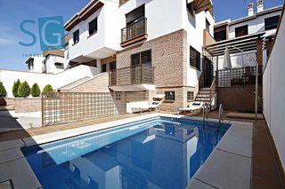 Casa pareada en venta en Huétor Vega