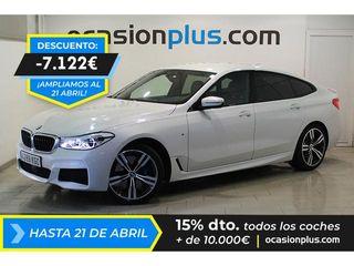 BMW Serie 6 630d xDrive Gran Turismo 195 kW (265 CV)