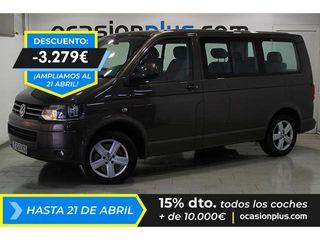 Volkswagen Multivan 2.0 TDI Comfortline DSG 7 Plazas 132 kW (180 CV)
