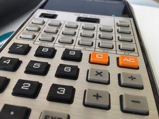 Calculadora Casio fx-102