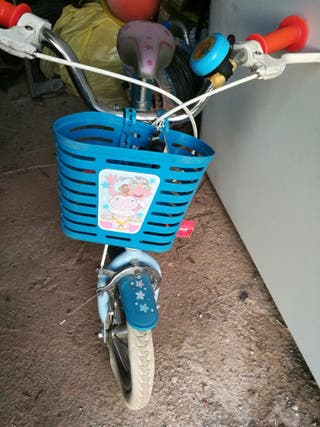 chollo. Bicicleta infantil