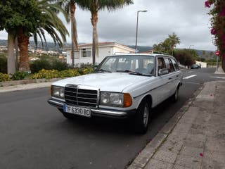 Mercedes-Benz Vito 1983