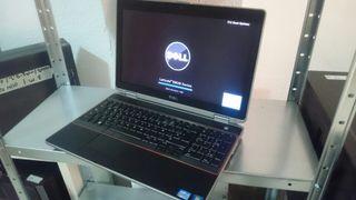 Portátil Dell latitude E6520 i7