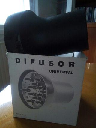 Difusor de secador